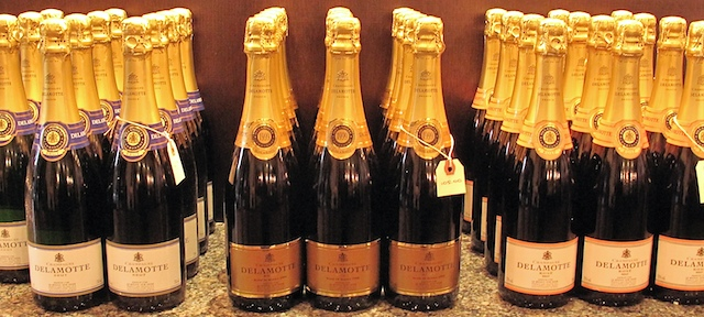 Thanks to brix for a taste of salon champagne bostonzest for 1997 champagne salon
