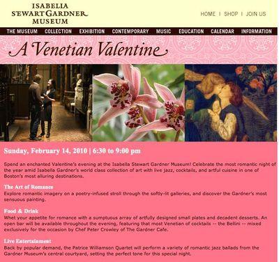 Gardner valentine