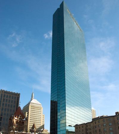DSC_0618 - Version 42011-02-03-hancock tower- Boston-Back Bay-©2011 Ed Cherubino© 2011 Penny Cherubino