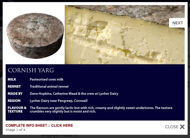 Cornish yarg