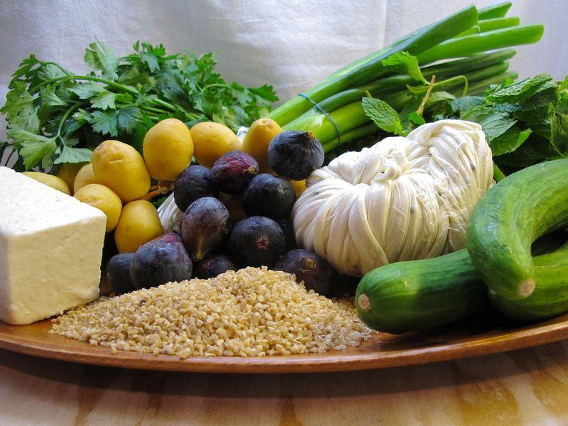 IMG_1455 - Version 22011-08-27-Arax- food- shopping- © 2011 Ed Cherubino© 2011 Penny Cherubino