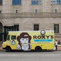 Copley square where to find food trucks bostonzest - 100 clarendon street garage ...