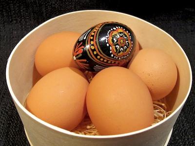 IMG_3133 - Version 22011-04-11-hard-boiled-cooked- eggs-©2011 Penny Cherubino© 2011 Penny Cherubino