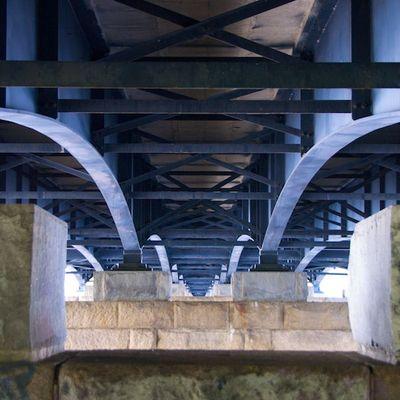 DSC_7267 - Version 22011-05-03-Harvard-bridge-charles-river-MIT- ©2010 Penny Cherubino- © 2011 Penny Cherubino