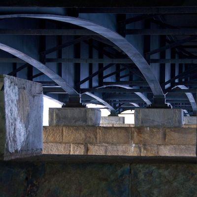 DSC_7270 - Version 22011-05-03-Harvard-bridge-charles-river-MIT- ©2010 Penny Cherubino- © 2011 Penny Cherubino