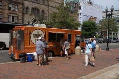 DSC_97552011-07-28-reserved- parking-food-truck © 2011 Penny Cherubino© 2011 Penny Cherubino