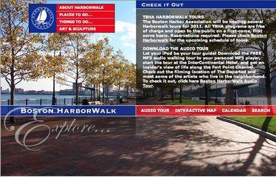 Boston Harborwalk