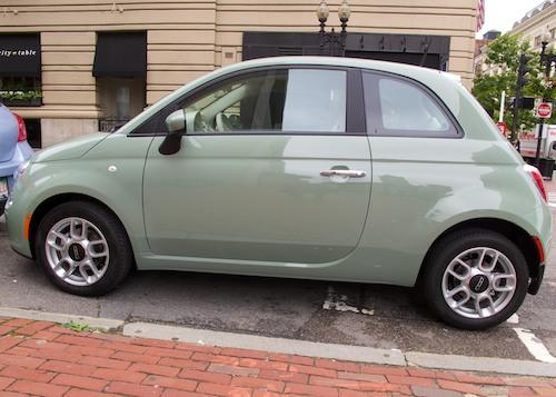 IMG_5102 - Version 22011-06-24fiat-500-2011-drivers-side ©2011 Ed Cherubino© 2011 Penny Cherubino