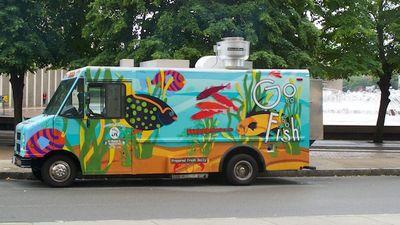 IMG_1051 - Version 22011-08-16-Go fish- Food-truck- © 2011 Penny Cherubino© 2011 Penny Cherubino