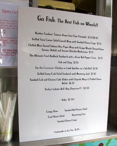 IMG_1059 - Version 22011-08-16-menu-Go fish- Food-truck- © 2011 Penny Cherubino© 2011 Penny Cherubino