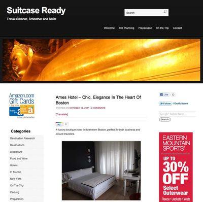 Suitcase ready screenshot