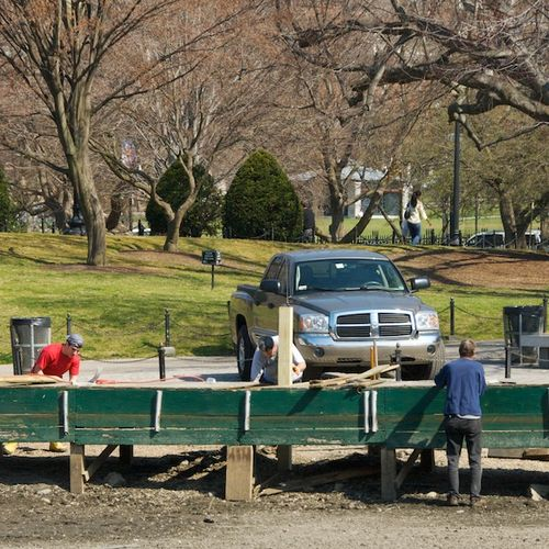 PMC_8621 - Version 22012-03-20-swan-boats-boston-prep-docks-public-garden-empty-lagoon-© 2011 Penny Cherubino