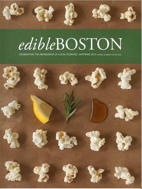 Edible Boston spring2012