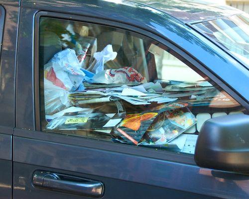 PMC_5115 - Version 22012-07-02-junk-filled-car-no-passengers-allowed-© 2011 Penny Cherubino