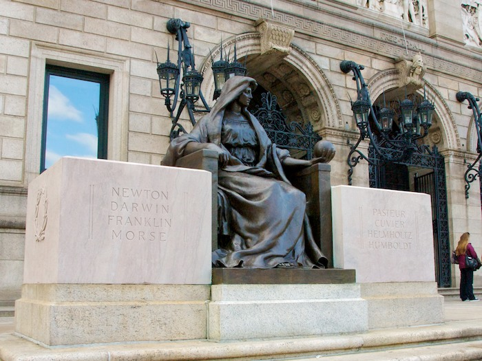 DSC_3116 - Version 22011-04-06bbs-atd-BPL Statue Science 02-21-12© 2011 Penny Cherubino2011-04-06- atd-statue-Science-boston-public-library- copley-square-© 2011 Penny Cherubino