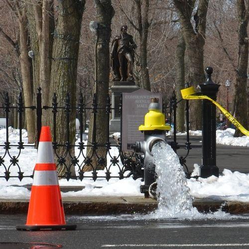 DSC_2775 - Version 22013-03-22-open-hydrant-flood-commonwealth-avenue-mall-∂© 2011 Penny Cherubino