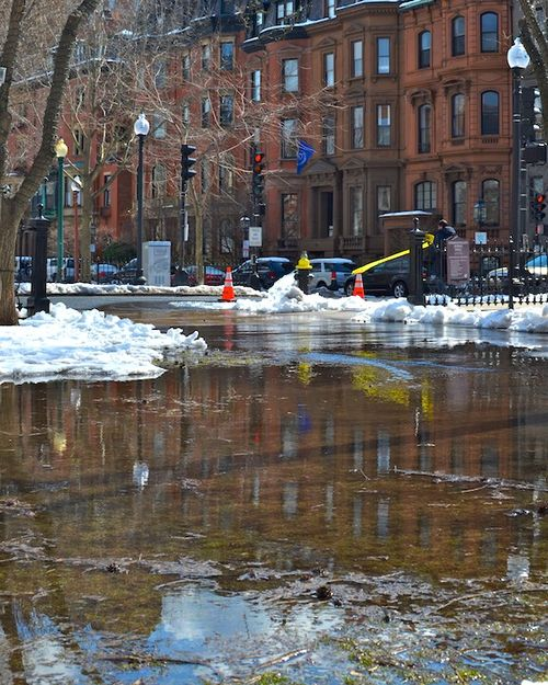 DSC_2761 - Version 32013-03-22-open-hydrant-flood-commonwealth-avenue-mall-∂© 2011 Penny Cherubino