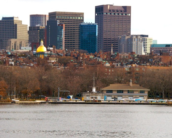 PMC_7934 - Version 22012-12-20-Boston-beacon-hill-communty-boating-statehouse-golden-dome-massachusetts-© 2011 Penny Cherubino