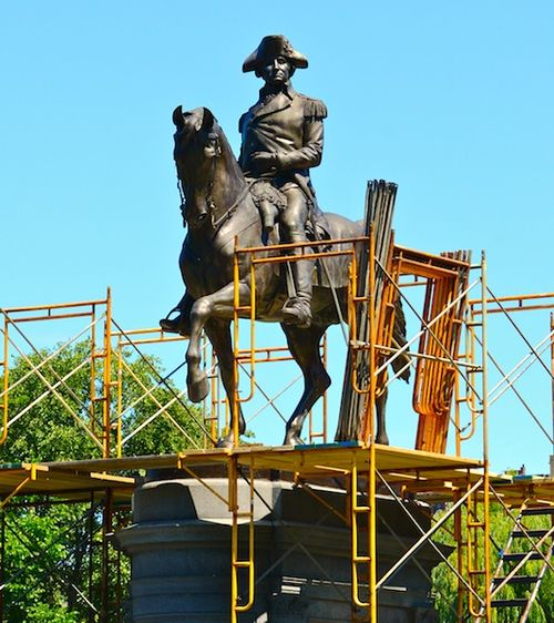 CHE_8963 - Version 22013-08-12-George-washinton-monument-public-garden-boston-cleaning-© 2011 Penny Cherubino