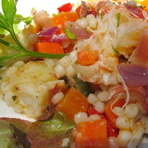 IMG_6708 - Version 22013-08-11-lobster Salad- hamersley's-bistor-boston-south-end-© 2011 Penny Cherubino