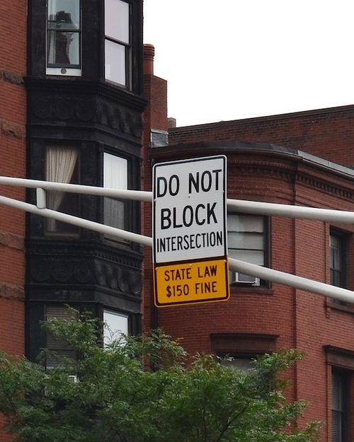DSC_6983 - Version 22013-08-03-do-not-block-intersection-© 2011 Penny Cherubino