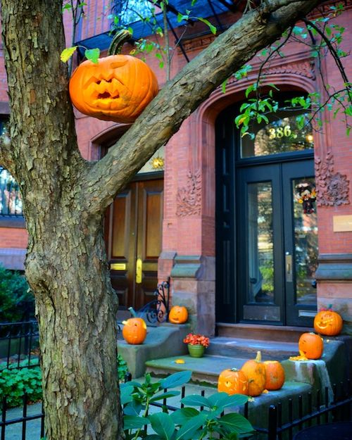 PC2_0851 - Version 22013-10-19-haloween-pumpkins-decoration-back-bay-boston-© 2011 Penny Cherubino