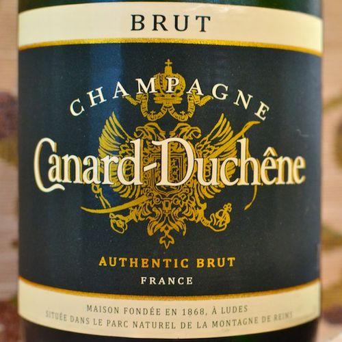 DSC_8673 - Version 22013-09-26-Canard-Duchêne-brut-champagne-© 2011 Penny Cherubino