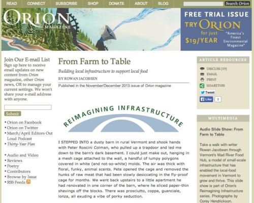 Orion Magazine screengrab