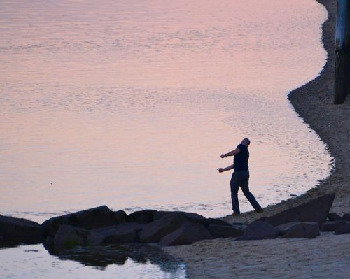 PC2_3217 - Version 42014-04-27-skipping-stones-at-sunset-provincetown-harbor-© 2011 Penny Cherubino