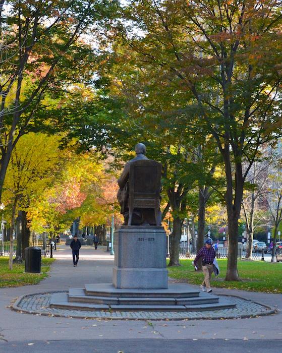 DSC_4694 - Version 22014-11-09boston-November-foliage-commonwealth-avenue-mall-© 2014 Penny Cherubino