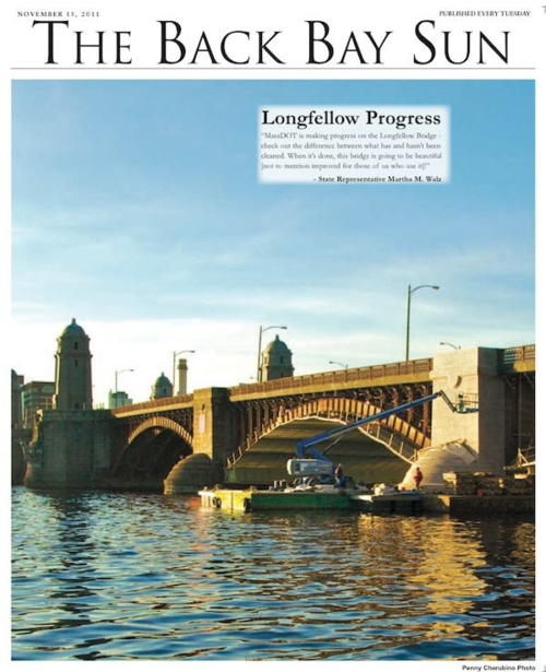 Longfellow progress