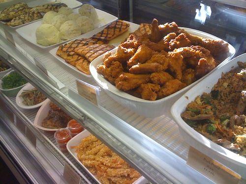 Food-case