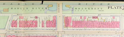 Back street map