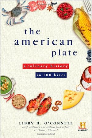 Cover shot Amecian Plate