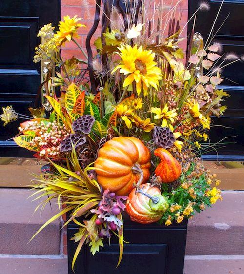 IMG_7735 - Version 22014-11-05-Thanksgiving-doorway-pumpkins-© 2014 Penny Cherubino