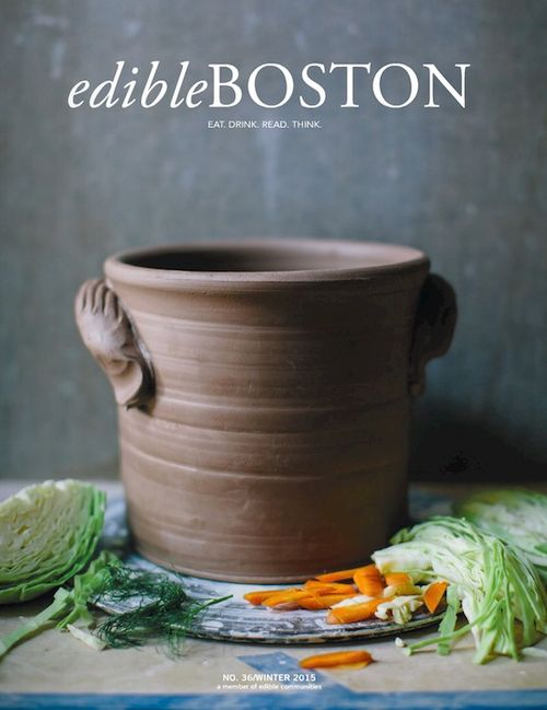 Edible boston winter 2014 cover