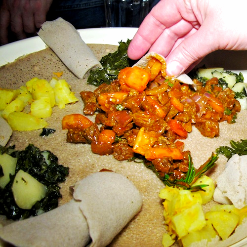 Lucy Ethiopian Cafe