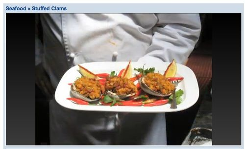 How To Heros stuffed clams