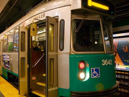 DSC_0410 - Version 22011-02-03MBTA Arlington station © 2011 Penny Cherubino© 2011 Penny Cherubino