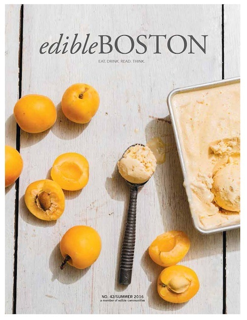 Edible Boston Summer 2016